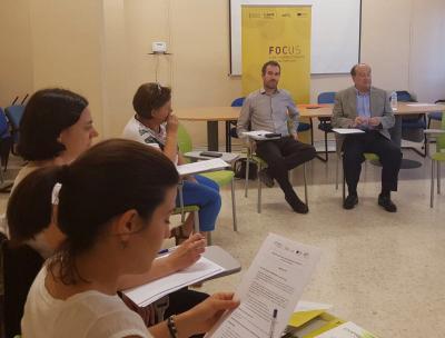 El Comité Organizador de Focus Comarcal Ontinyent celebra su primera reunión