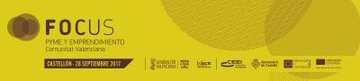 Banner Focus Pyme y Emprendimiento Castellón 2017 c[;;;][;;;]