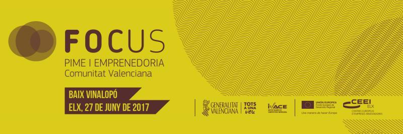 Te recordamos que mañana 27 de junio tienes una cita en Focus Baix Vinalopó 2017