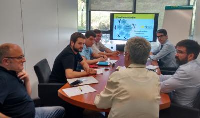 Reunió del grup de treball d'Economia Social, Circular i Col·laborativa