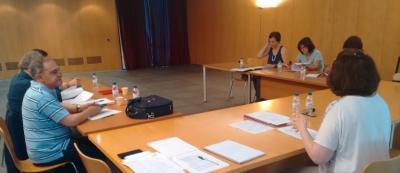 El grup de treball Enrédate es va reunir a CEEI Castelló.