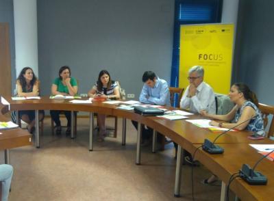 Reunión Focus en Villar del Arzobispo