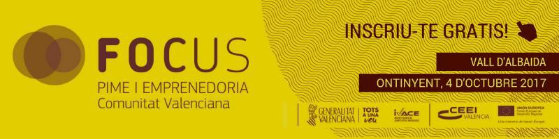 Focus Pyme y Emprendimiento Vall d'Albaida 04/10 Ontinyent