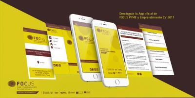 App oficial de Focus Pime i Emprenedoria CV 2017