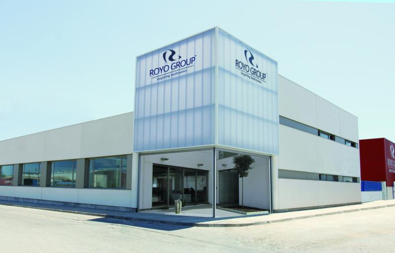 Centro de Innovación Royo Group