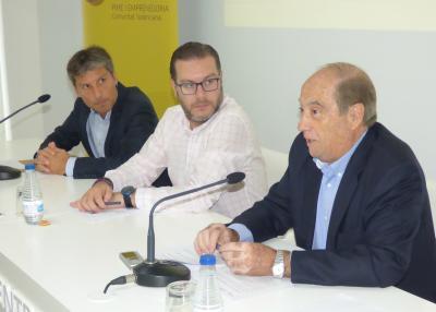 Rueda de prensa de presentación Focus Pyme y Emprendimiento Vall d'Albaida