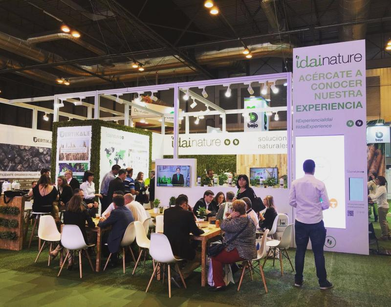 Idai Nature en Fruit Attraction 2017