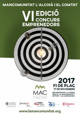 Bases premios para empresas y emprendedores Mancomunitat 2017