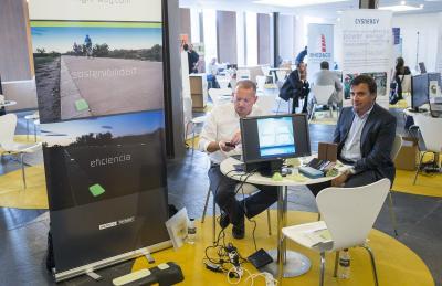 Muestra de Empresas Innovadoras