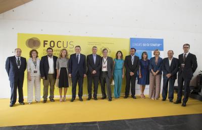 Inauguración de Focus Pyme CV 2017