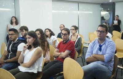 Campus del Emprendedor Innovador: de la idea Motivem al proyecto