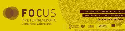 Banner Focus Pyme y Emprendimiento Alcoià - Comtat - Foia de Castalla