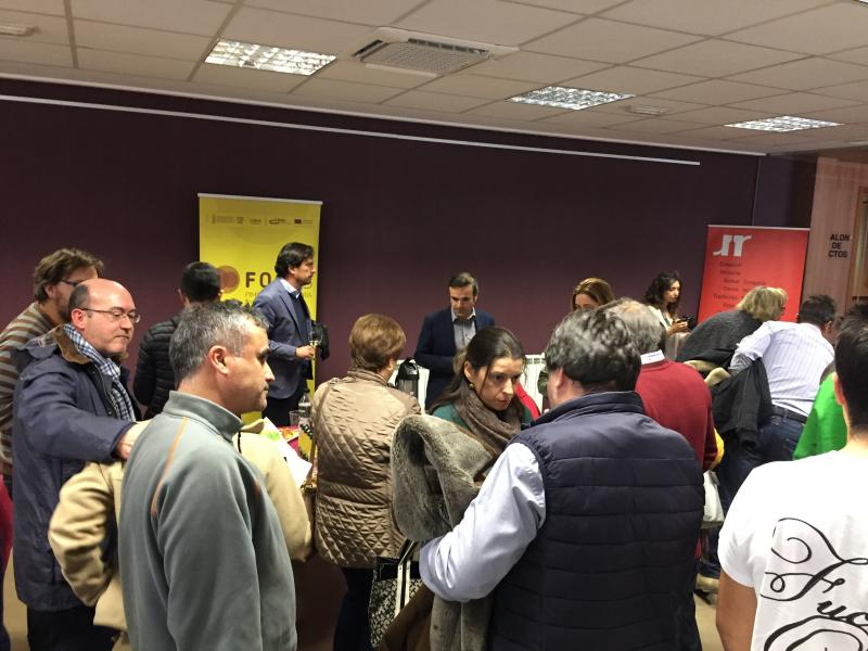 Networking Focus Pyme y Emprendimiento Utiel - Requena[;;;][;;;]
