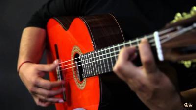 Elegir una buena guitarra flamenca