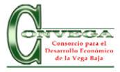 Consorcio para el desarrollo económico de la Vega Baja.  CONVEGA