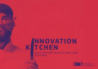 Presentación de Innovation Kitchen en Europa 2018
