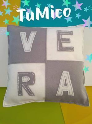 Cojín Vera