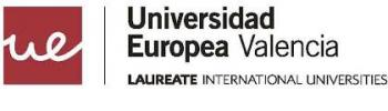 UNIVERSIDAD EUROPEA DE VALENCIA SL.