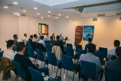 Premios V Edición Concurso 5UCV Startup, Categoría Junior. Focus Pyme y Emprendimiento Com