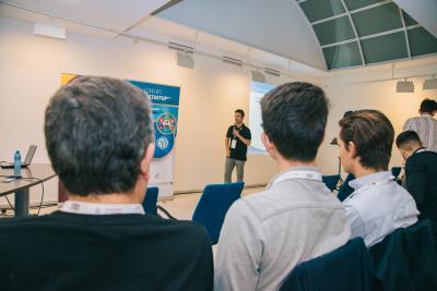 Premios V Edición Concurso 5UCV Startup, Categoría Junior. Focus Pyme y Emprendimiento