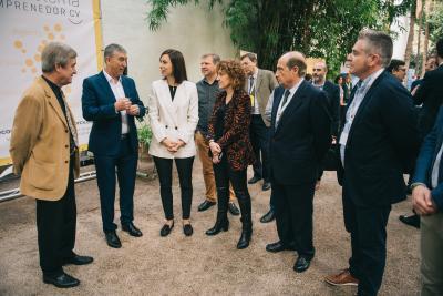 Visita institucional Focus Pyme y Emprendimiento Comunitat Valenciana 2018