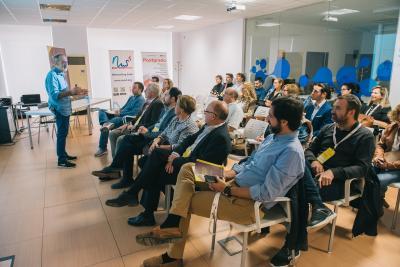 Networking. Cambio de ritmo. Focus Pyme y Emprendimiento Comunitat Valenciana 2018