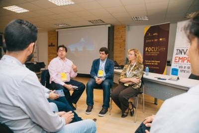 Visión europea, startups en un destino turístico. Focus Pyme y Emprendimiento CV 2018