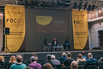 Innovación y lógica. El perfecto binomio del éxito. Focus Pyme y Emprendimiento CV 2018