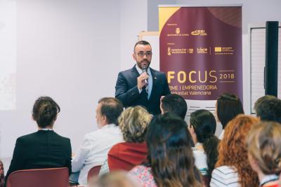 Xarxa Valenciana de Ciutats per la Innovació. Focus Pyme y Emprendimiento CV 2018