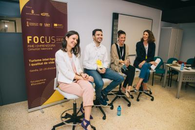 Instrumentos de financiación para emprendedores. Focus Pyme y Emprendimiento CV 2018