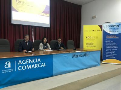 Presentación Focus Pyme y Emprendimiento Marina Alta