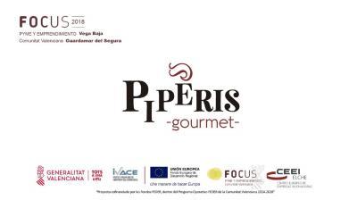 Presentación de Piperis Gourmet