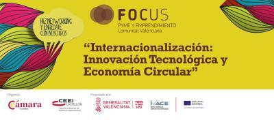 Internacionalización Focus Pyme Enrédate