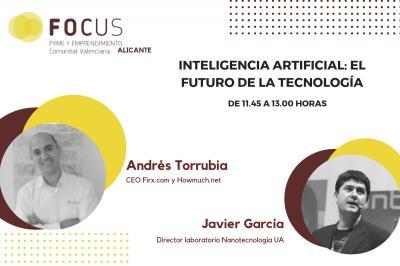 Andrés Torrubia y Javier García