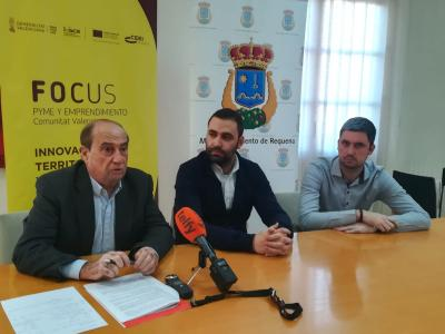 Rueda de prensa Requena