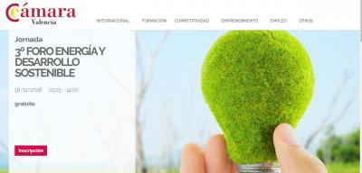 Programa Foro Energía y Desarrollo Sostenible