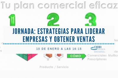 Ponencia: Estrategias para Liderar empresas y obtener Ventas
