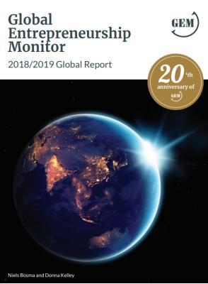 Informe Mundial GEM 2018-2019