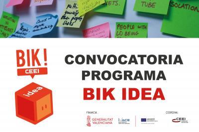 Empezamos el programa BIK Idea para Facilitadores