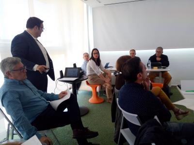 BIK Idea en CEDES Vall d'Alba (21.05.2019)