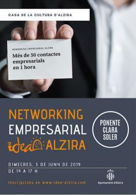 Networking Empresarial Idea Alzira