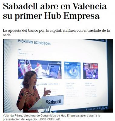 Sabadell hub empresa