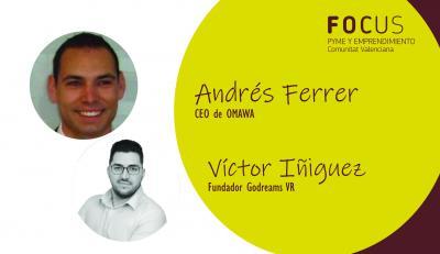 Victor Iñiguez y Andrés Ferrer