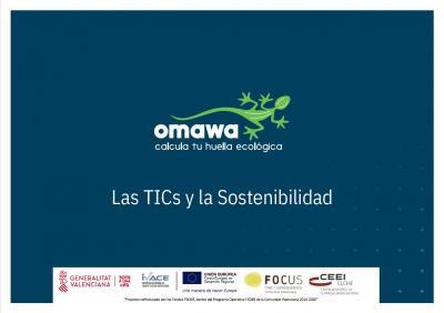 Las TICs y la Sostenibilidad
