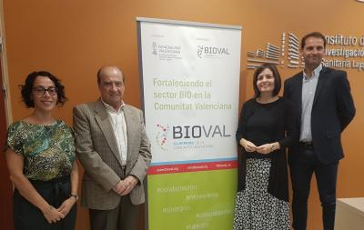BIOMATCH, el 'Tinder' que une talento científico valenciano con empresas BIO
