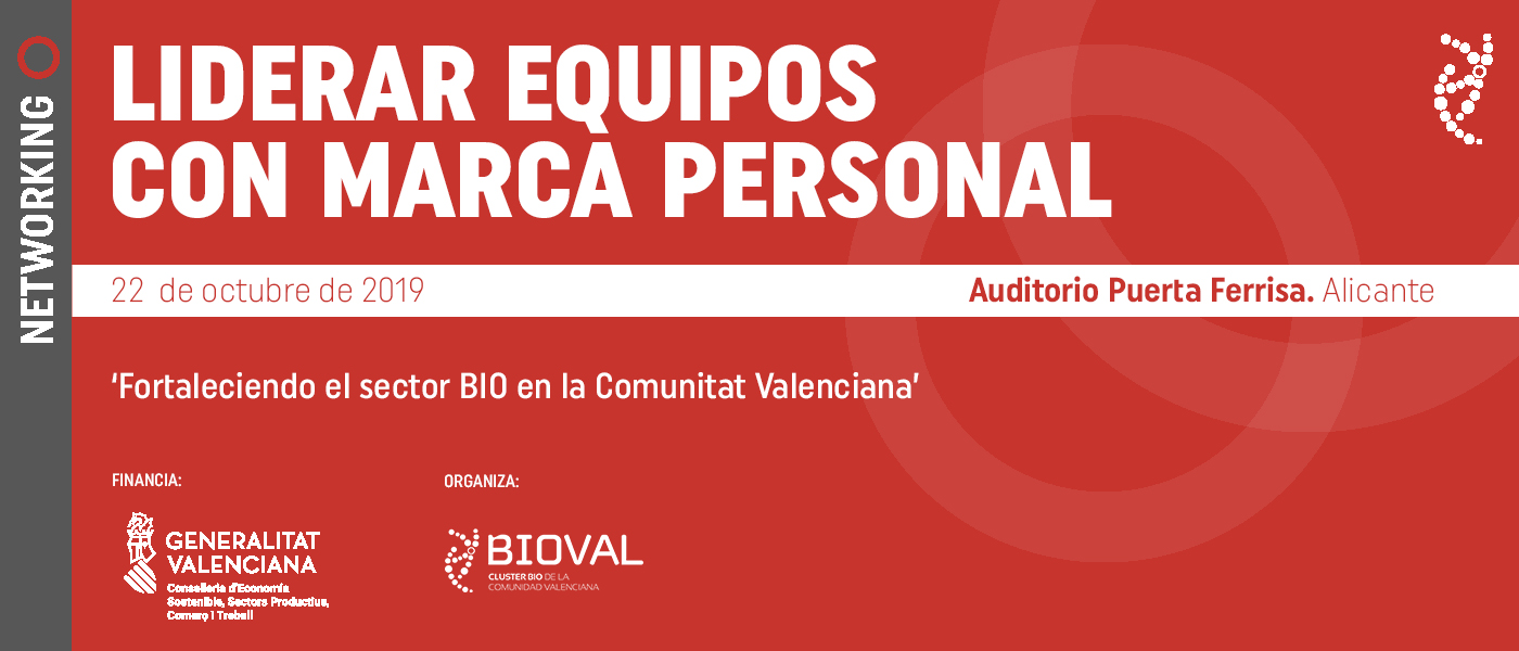 Networking BIOVAL Alicante