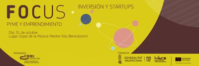 Focus Pyme: Inversión y Startups