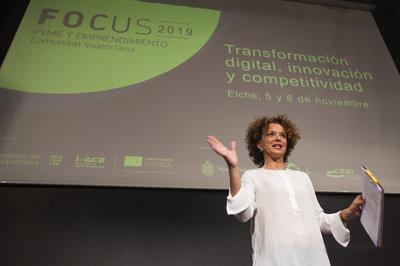 Plenario Retos de la transformación digital . Focus Pyme y  CV 2019