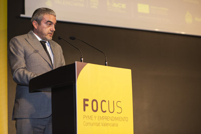 Apertura institucional. Focus Pyme y Emprendimiento CV 2019