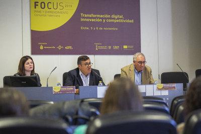 Mesa redonda Europa Oportunidades. Focus Pyme y Emprendimiento CV.
